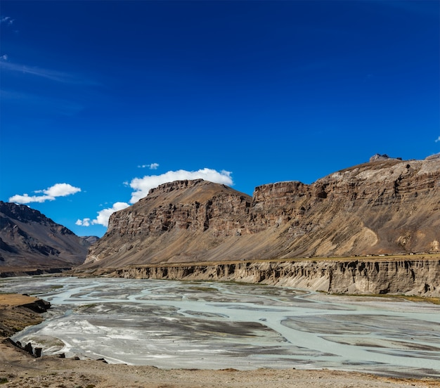 Himalaya-landschaft