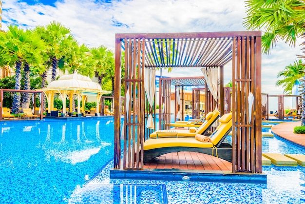 Himmel blau sharm effekt luxus