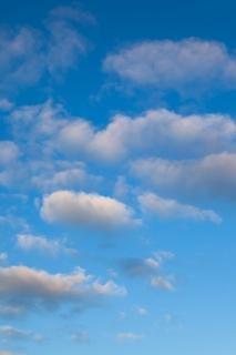 Himmel klima licht