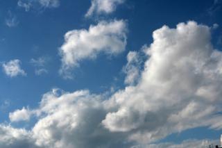 Himmel tiefe himmel