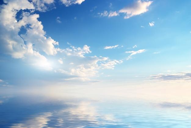 Himmelhintergrund