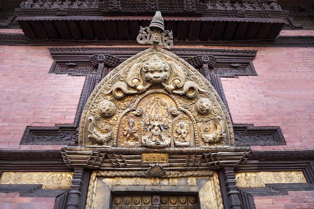 Hindu-tempel-dekor