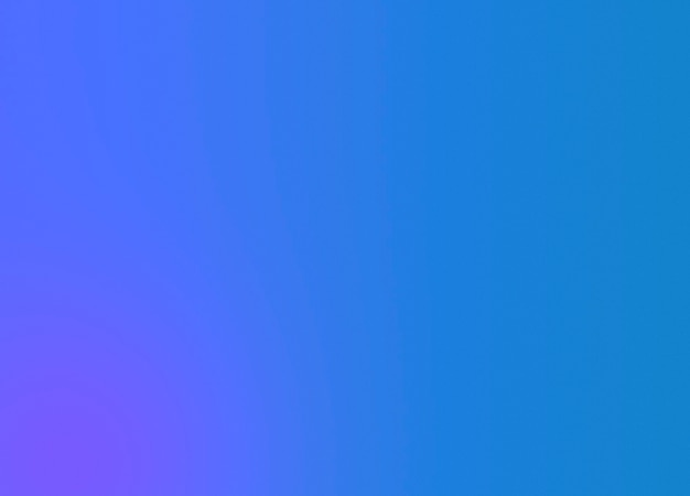 Hintergrund abstrakter farbverlauf lila und blau für benutzeroberflächen oder broschüren, modern und klar.