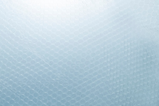 Hintergrund aus plastikluftpolsterfolie