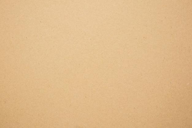 Hintergrund aus recyceltem kraftblatt mit braunem papier und öko