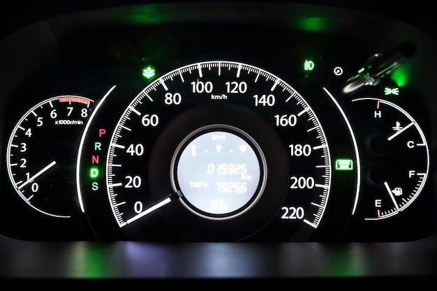 Hintergrund der geschwindigkeit o meter