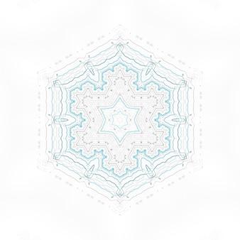 Hintergrund der high-tech-technologie-leiterplatte. digitales schema futuristischer minimalismus fortgeschritten