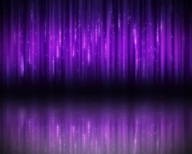 Hintergrund der lila linien