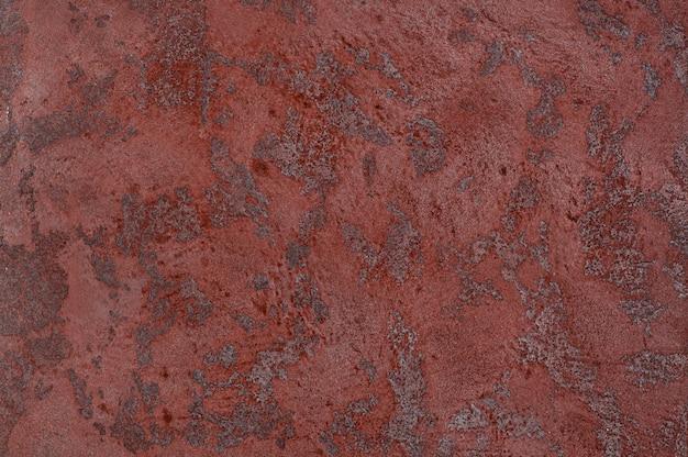 Hintergrund der verputzten textur. künstlerischer hintergrund handgefertigt
