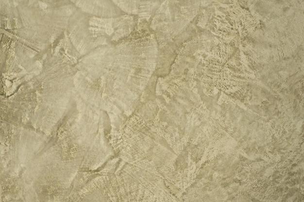 Hintergrund der verputzten textur mit marmoreffekt. künstlerischer hintergrund handgefertigt