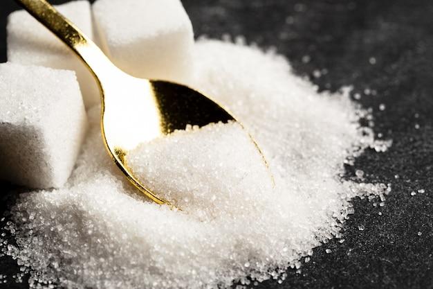 Hintergrund der zuckerwürfel