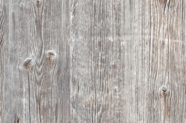 Hintergrund des alten grauen hölzernen brettes. nahansicht