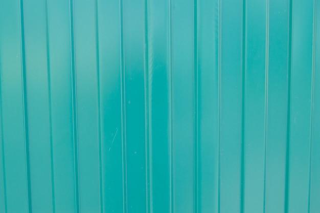 Hintergrund des grünen metallabstellgleises, wellblechblech für außendekoration