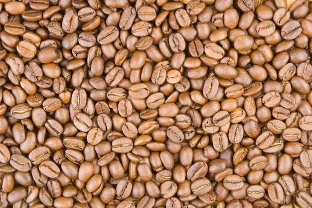Hintergrund des kaffees