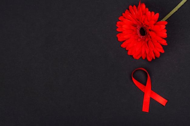 Hintergrund des welt-aids-tages