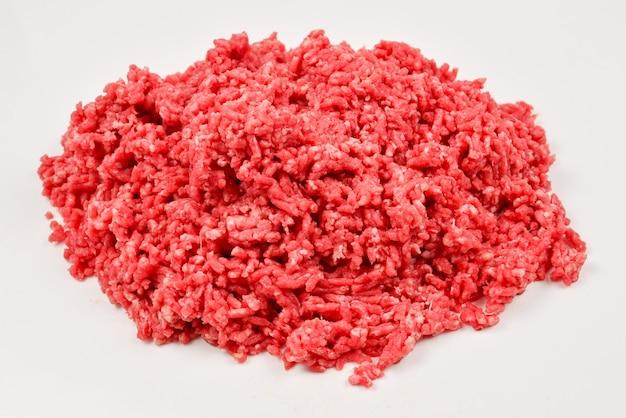 Hintergrund für gehacktes fleisch.