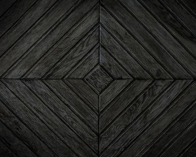 Hintergrund oder beschaffenheit des hellen parketts mit geometrischer struktur