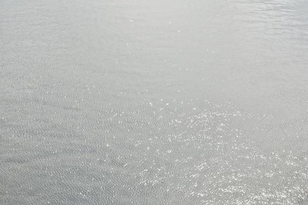 Hintergrund. spiegelung der sonne im wasser