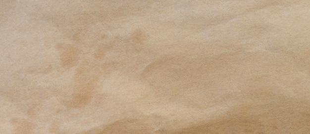 Hintergrund und textur des braunen papiers mit kopierraum