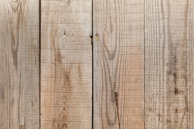 Hintergrund von alten rustikalen knotigen planken.