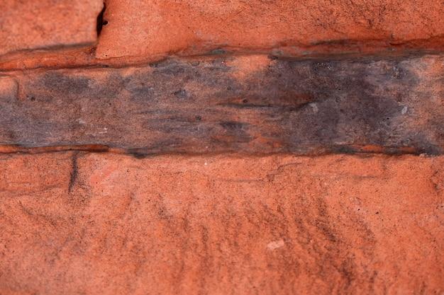 Hintergrund von einer backsteinmauer