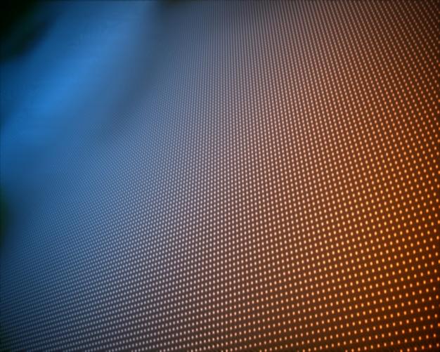 Hintergrund von mehrfachen orange punkten