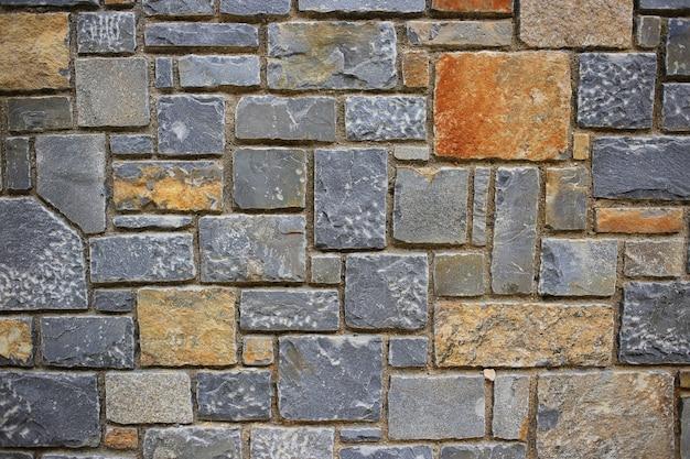 Hintergrundbeschaffenheit der steinmauer