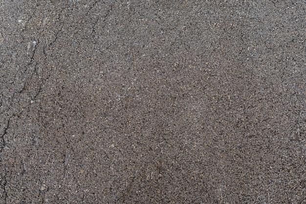 Hintergrundbeschaffenheit von rauem asphalt