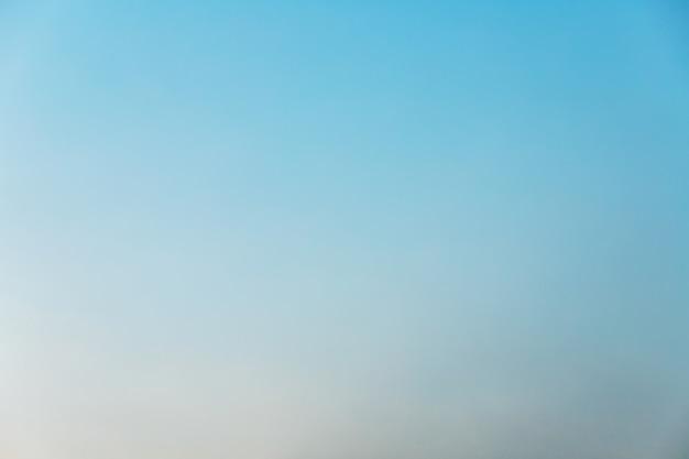 Hintergrundbild eines schönen himmels an der dämmerung.