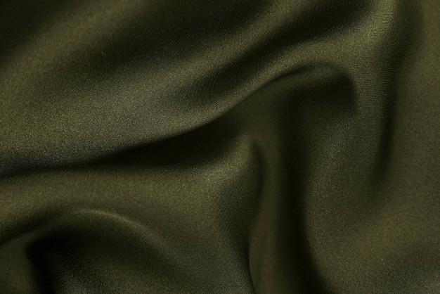 Hintergrundgewebe. dunkler textilstoff mit textur- und mustervorhanghintergrund