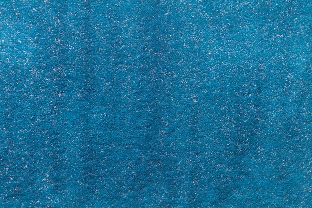 Hintergrundmarineblau der abstrakten kunst und türkisfarben. aquarell auf leinwand.