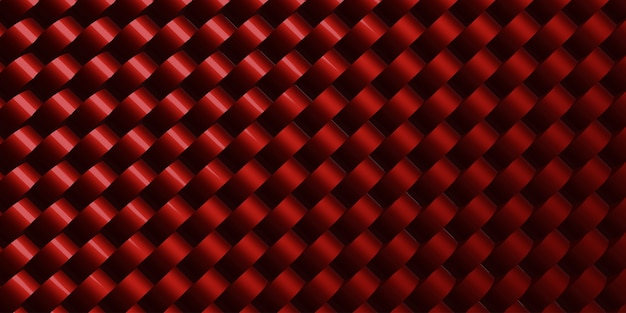Hintergrundmaterialglanz der 3d-illustration des mit stahlaluminium ausgekleideten musters 3d