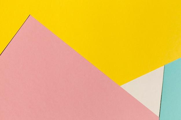 Hintergrundstil der geometrischen formen