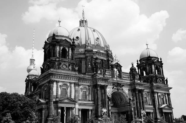 Historisches denkmal in der stadt