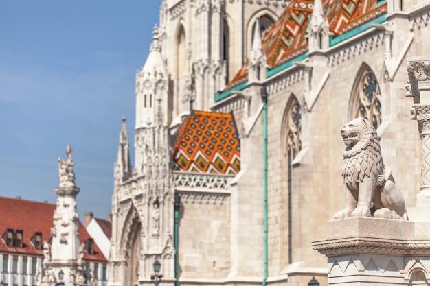 Historisches zentrum des tourismus. ungarn. budapest