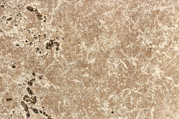 Hochwertige textur von naturstein, gelbem travertin oder marmorhintergrund