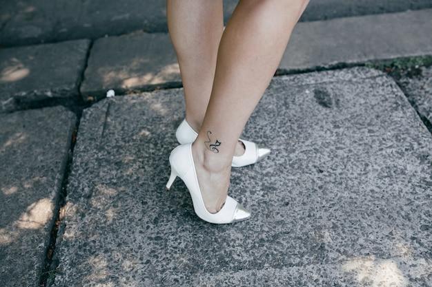 Hochzeit sexy weiße haut jung