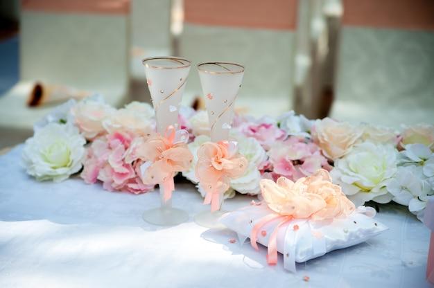 Hochzeitsdekor