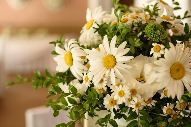 Hochzeitsdekoration. es kann als hintergrund verwendet werden