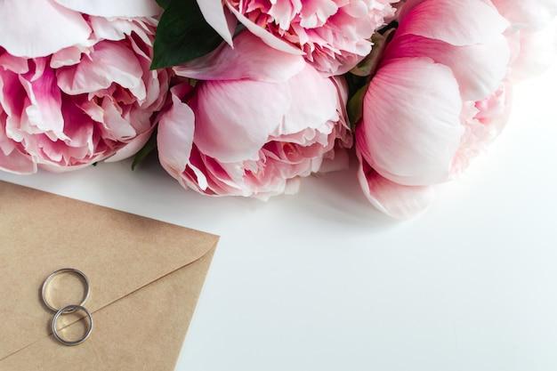 Hochzeitseinladungskonzept