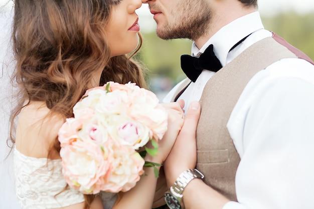Hochzeitsfoto-shooting