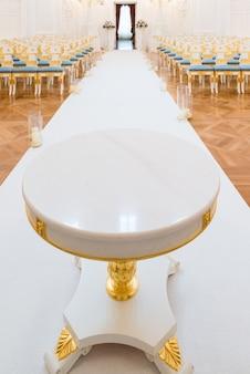 Hochzeitszeremonienhalle