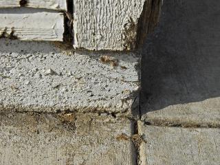 Holz, farbe, beton &
