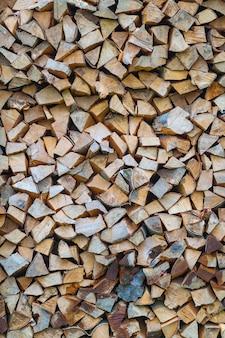 Holz textur hintergrund broun brennholz