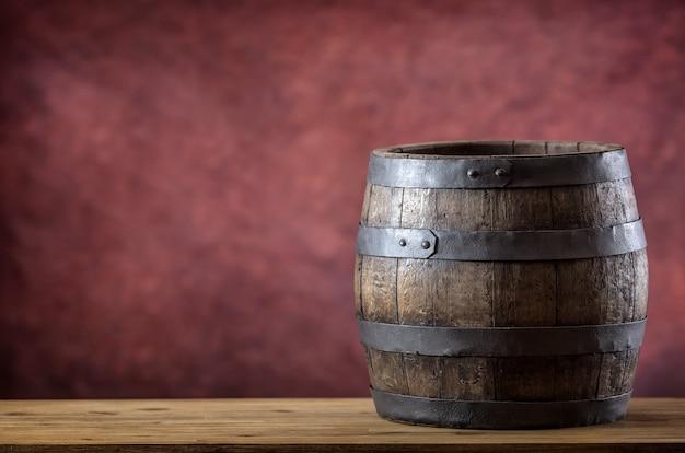 Holzbarel für bierwein whisky brandy oder cognac