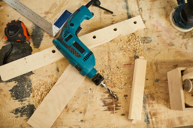 Holzbearbeitung handwerk
