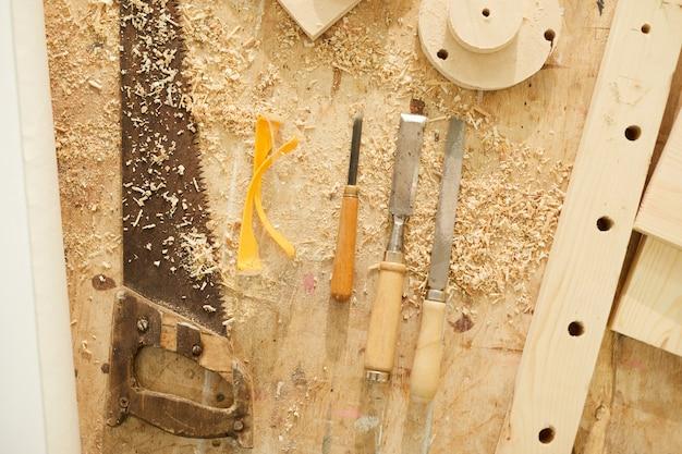 Holzbearbeitungsstation