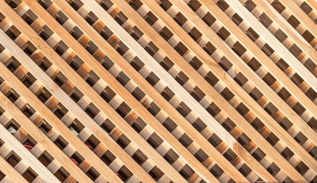 Holzbeschaffenheitshintergrund auf quadrat für zaun aus der natur