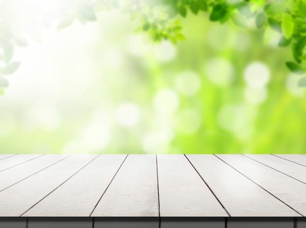 Holzbodenanzeige