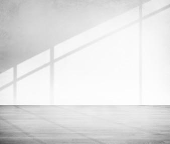 Hölzernes konkretes Eckhintergrund-Tapeten-Beschaffenheits-Konzept